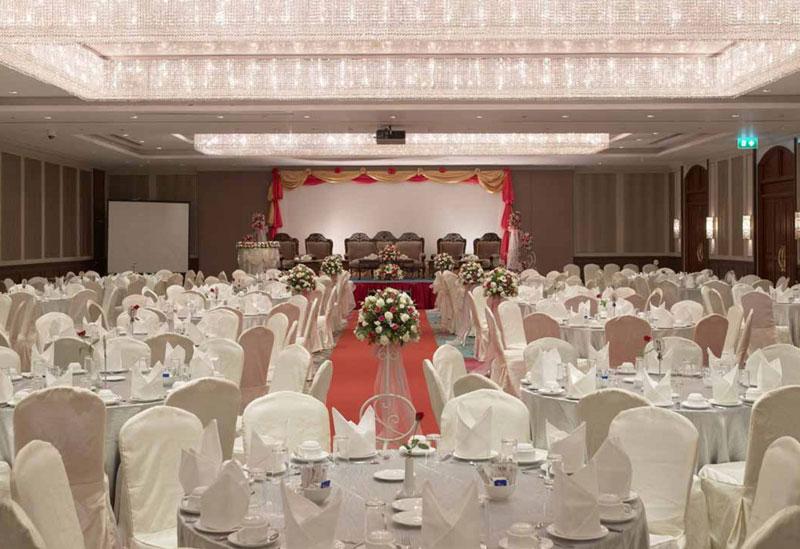 Chatrium Hotel Ballroom