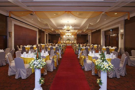 Parkroyal Hotel Ballroom